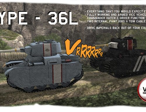 New Release: Type-36L