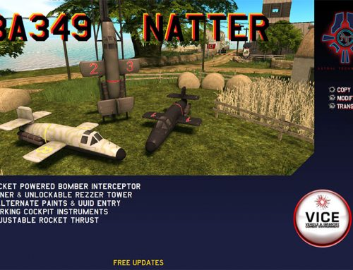New Release: The Ba349 Natter