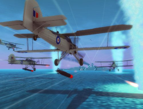 New Release: The Fairey Swordfish
