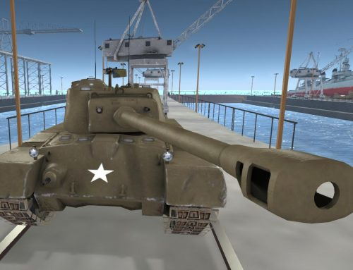 New Release: The M26 Pershing