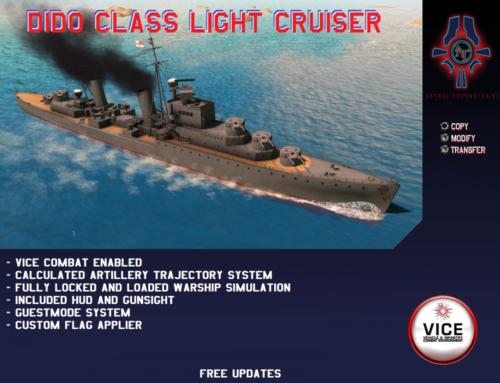 New-ish Ships!