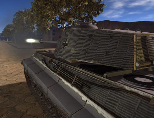 New Release: The Tiger II